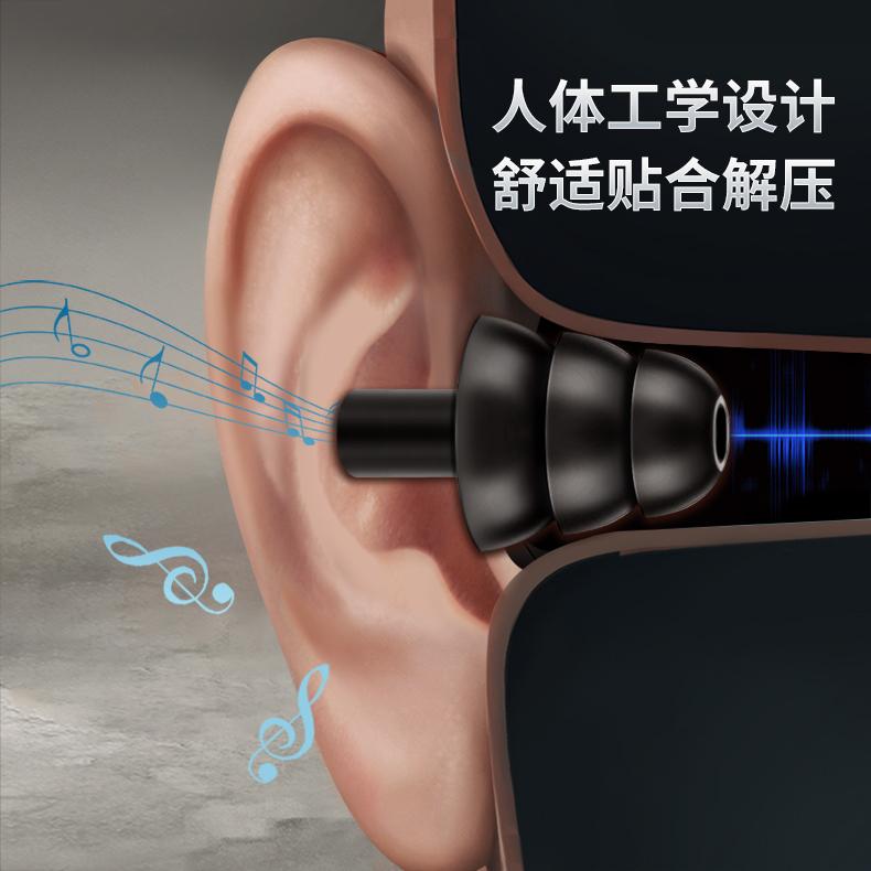 睡眠超级隔音打呼噜学生睡觉专用 专业降噪耳塞防噪音 Auberge 法国
