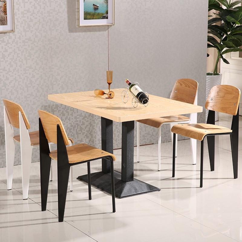 肯德基快餐桌椅小吃店
