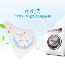 婴儿隔尿垫防水可洗新生儿童可水洗夏天透气床单宝宝隔夜垫表纯棉