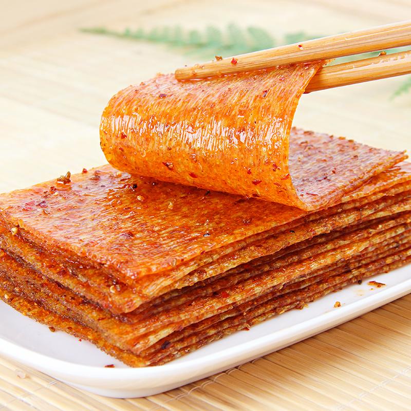 小马哥湖南麻辣小零食大礼包儿时辣条散装一箱重庆休闲网红小吃