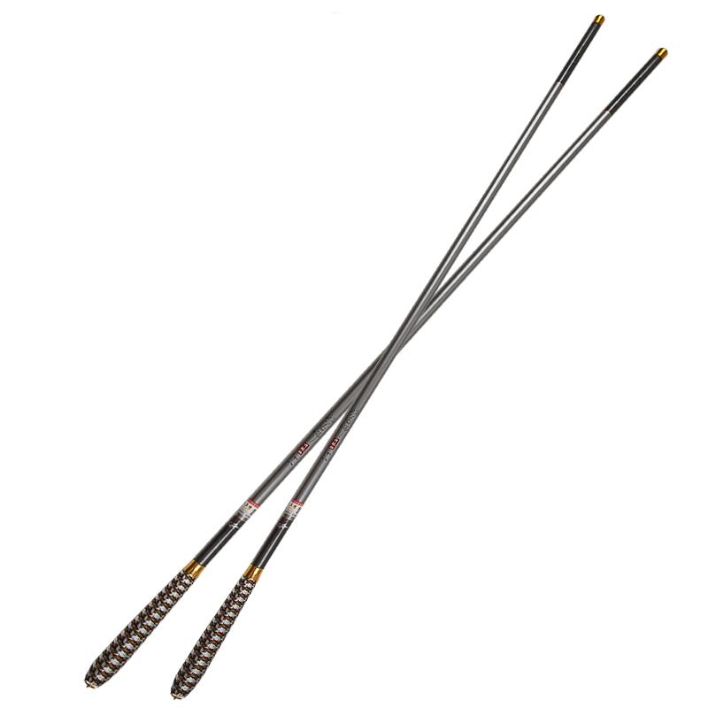 米长节手竿台钓钓鱼竿 7.2 6.3 5.4 3.9 般若师鲤鱼竿碳素超轻超硬