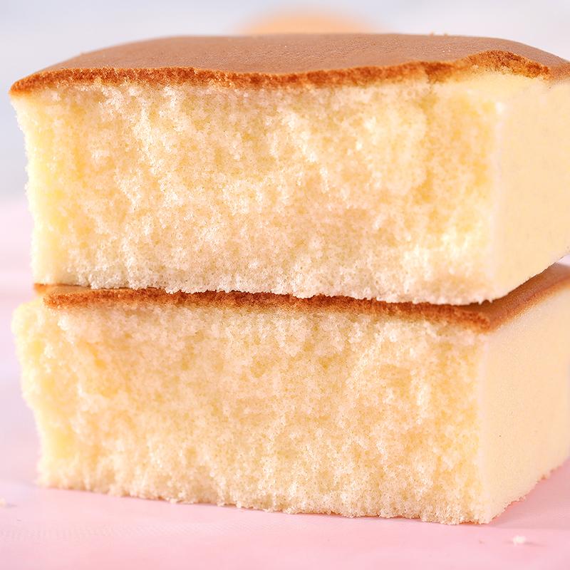 纯蛋糕整箱面包营养早餐鸡蛋糕点心充饥夜宵网红零食小吃休闲食品