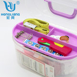 Sewing box home kit versatile portable hand-DIY kit sewing kit sewing thread hand stitches