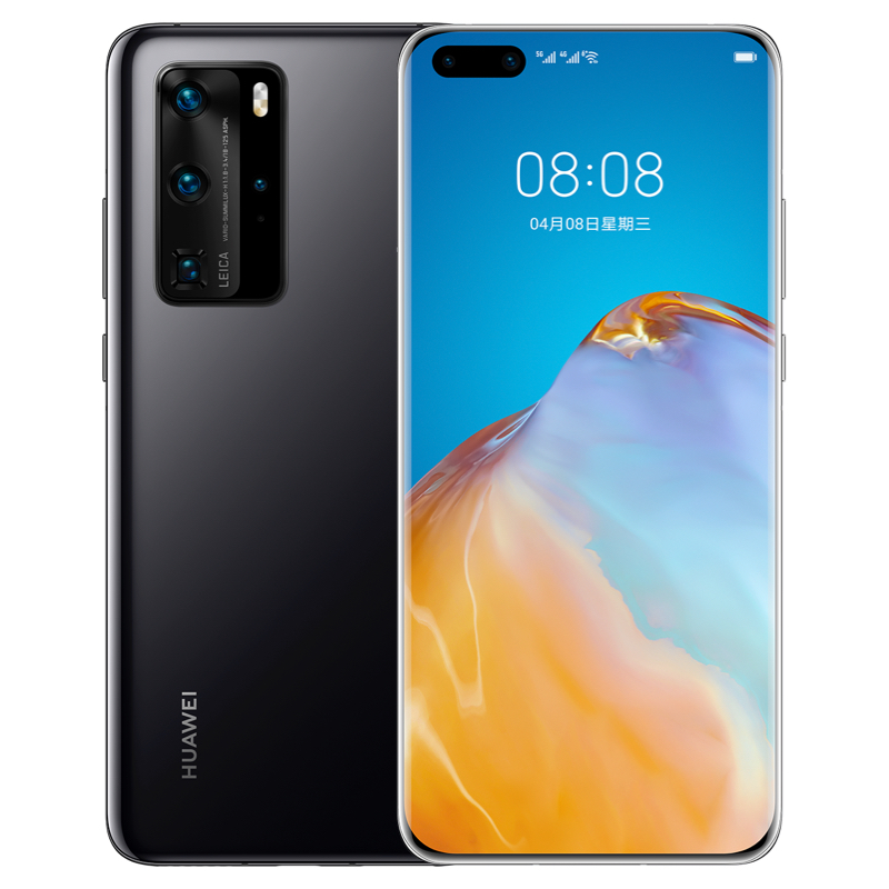 P30pro 手机华为 990 麒麟 pro5G p40 P40 华为 Huawei 现货闪送