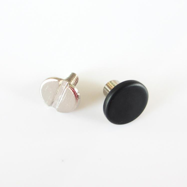 皮带螺丝工字子母铆钉纯铜腰带平头钉账本钉对锁钉包包带双面铆钉
