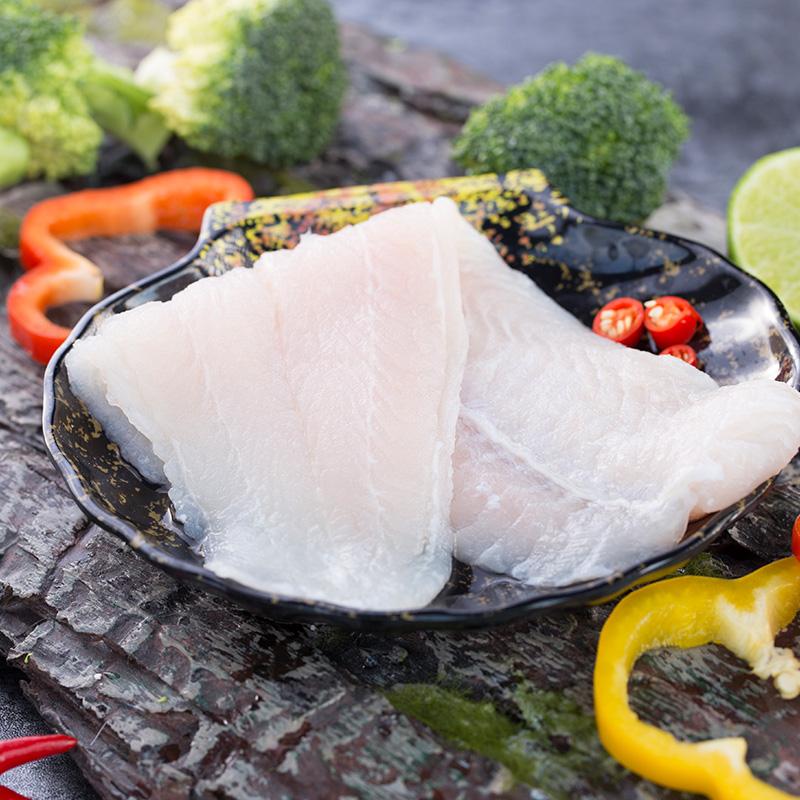 史低!越南进口,无骨去皮纯鱼肉:500gx5袋 味库 冷冻巴沙鱼柳 双重优惠49元包邮