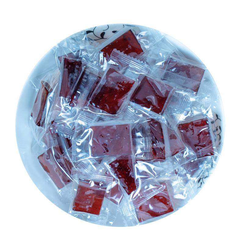 500g百香果糕酸枣糕草莓糕酵素糕南瓜糕酸甜开胃孕妇零食江西特产