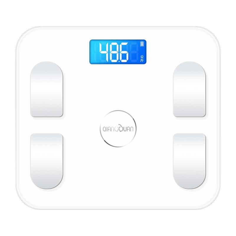 智能体脂称电子体重秤家用成人体充电款精准小型耐用称重秤测脂肪