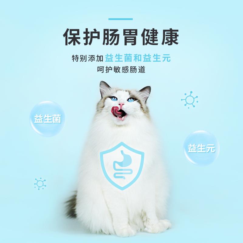 成猫猫粮成年猫咪主粮幼猫猫食美短英短专用鱼肉天然粮5斤包邮优惠券