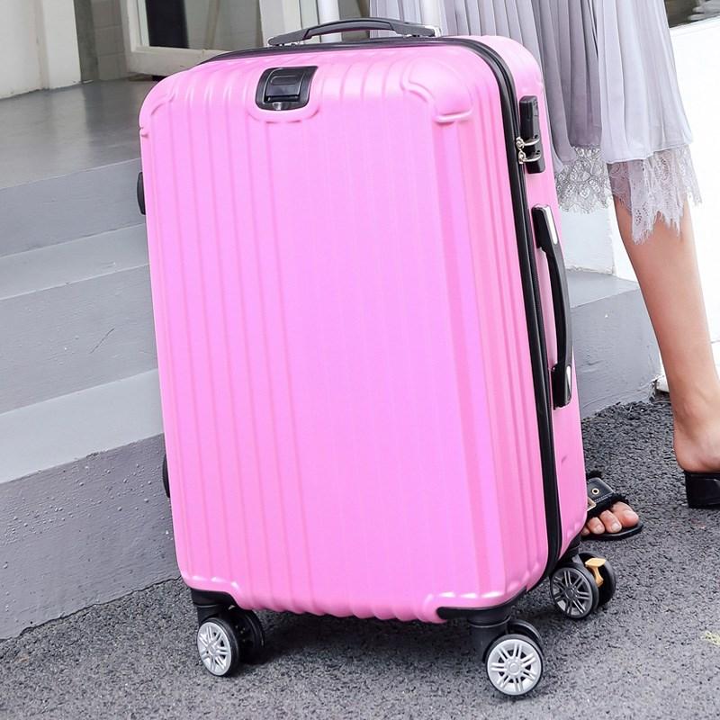 寸韩版大学生 20 寸万向轮登机箱 24 拉杆箱女旅行箱子小行李箱男皮箱