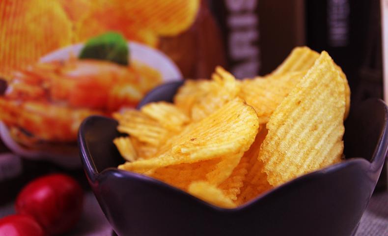大包 3 歌歌泰式冬阴功味薯片网红小吃膨化零食 kobkob 进口 11 7 泰国