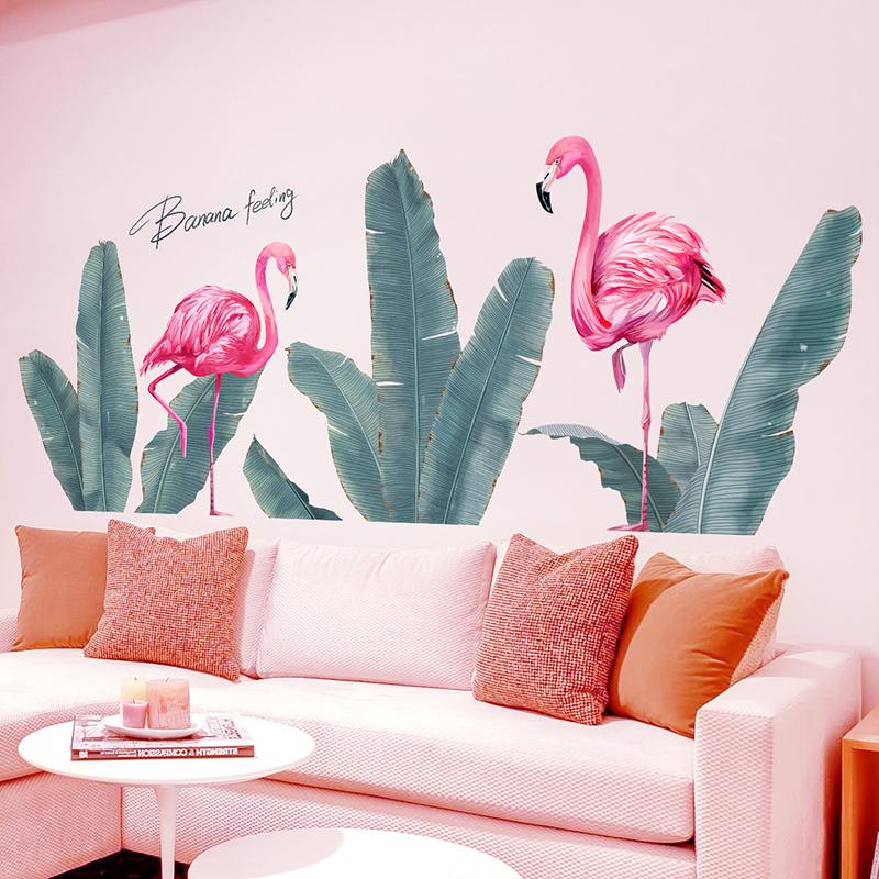 少女心房间墙面布置墙纸出租屋改造贴画背景墙卧室装饰自粘墙贴纸