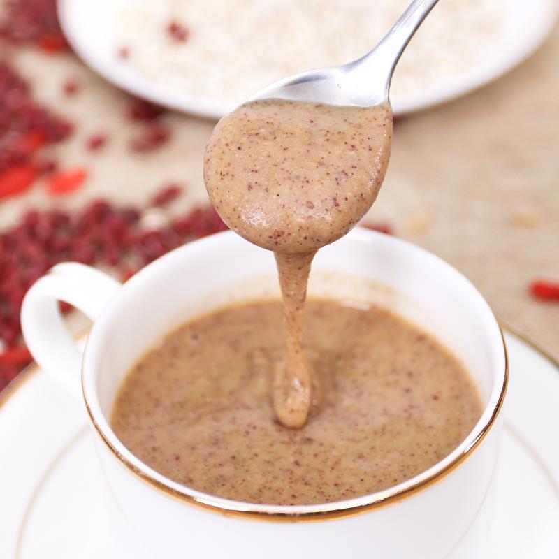 红豆薏米粉即食代餐粉薏仁粉早餐饱腹五谷粗粮粥去濕气食品600g