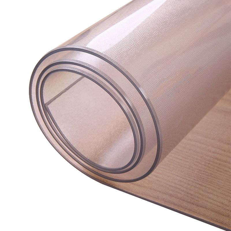 无味桌垫茶几垫餐桌垫pvc餐桌布防水防油防烫磨砂软玻璃水晶板