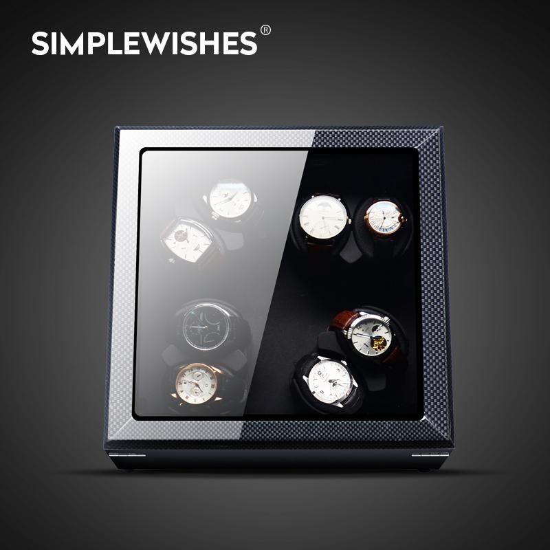 机械表上链自动摇表器摇摆器收纳盒转表器手表上弦器晃表器表盒