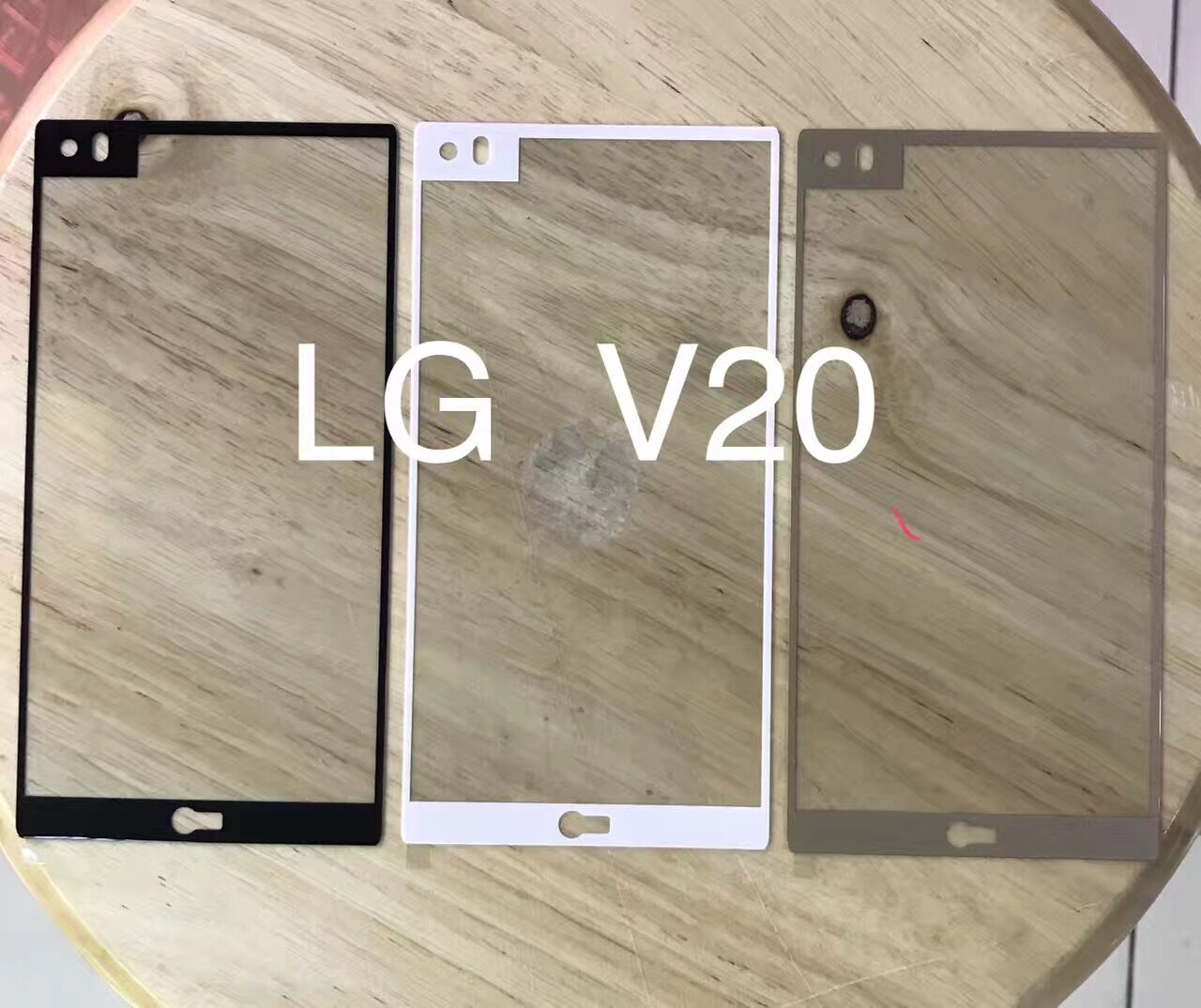 [淘寶網] LG V20全屏覆蓋鋼化玻璃膜V20屏幕玻璃手機貼膜 H990N防爆膜高清