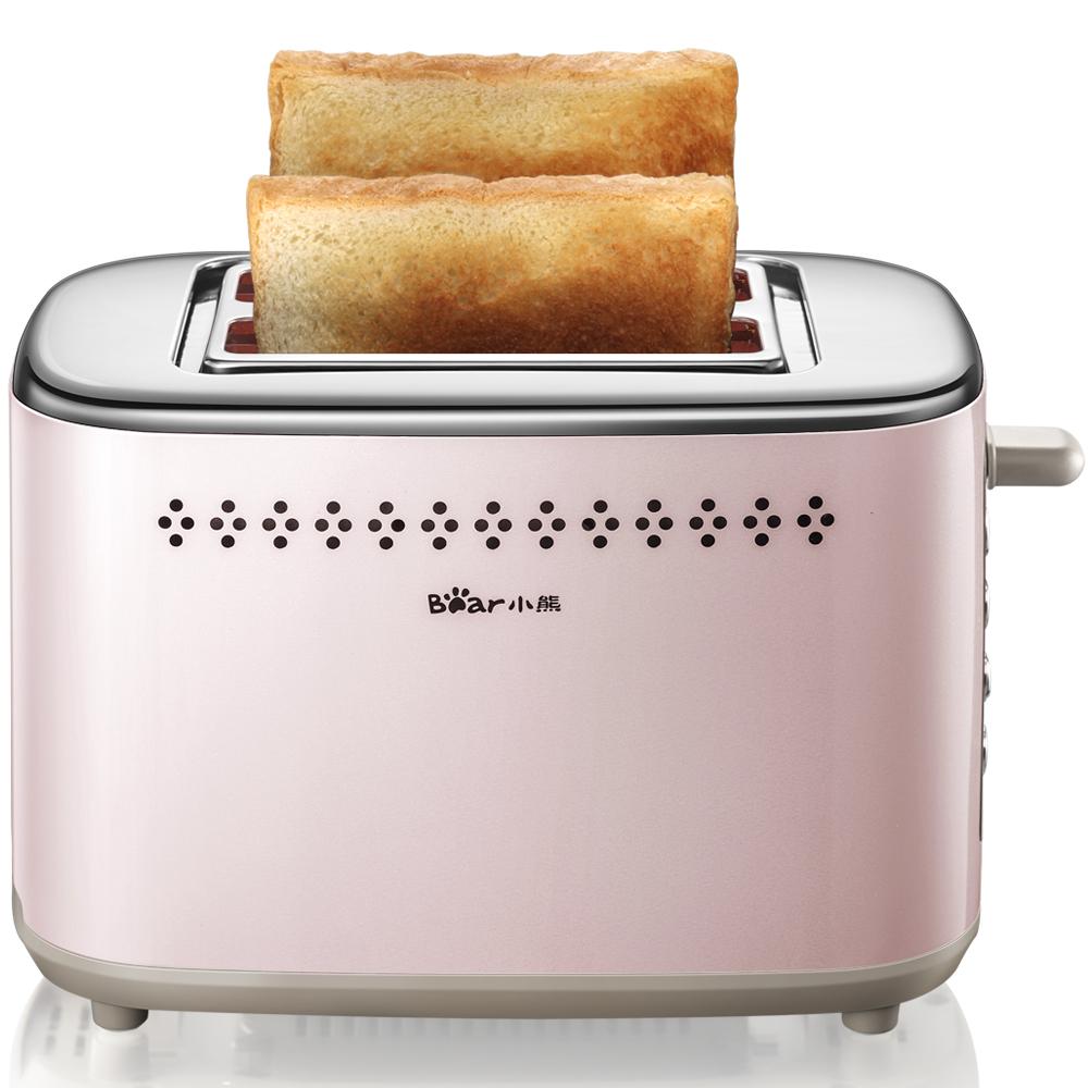 Bear/小熊 DSL-C02D2烤面包机全自动家用早餐2片吐司机土司多士炉