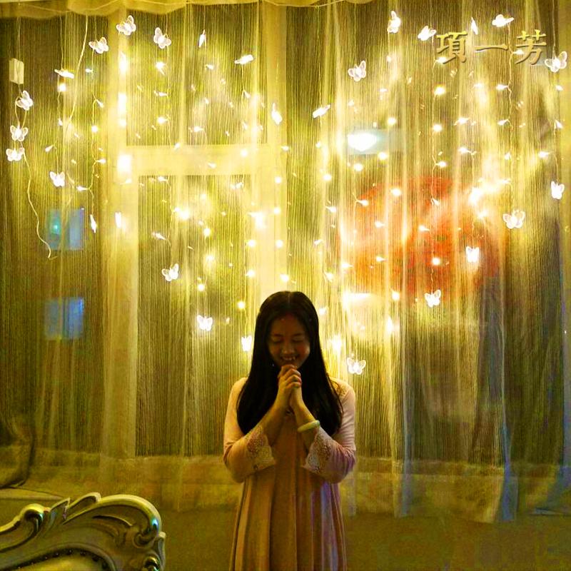 LED爱心灯情人节成人生日KTV房间装饰灯道具浪漫求婚布置创意用品