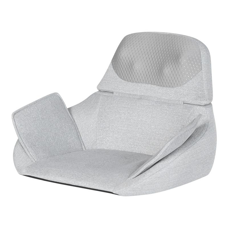 摩摩哒按摩垫多功能家用揉捏352矫正坐姿热敷腰部臀靠垫坐按摩器