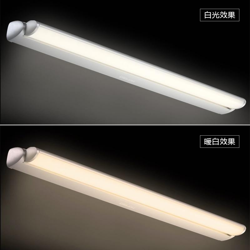 防水防雾浴室卫生间二次安装免打孔壁灯镜柜灯灯具 led 镜前灯 EEO