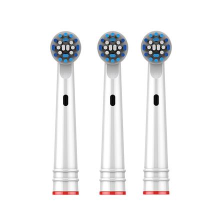 适配博朗oral欧乐比B电动牙刷头替换通用D12/D16/3757/3709牙刷头