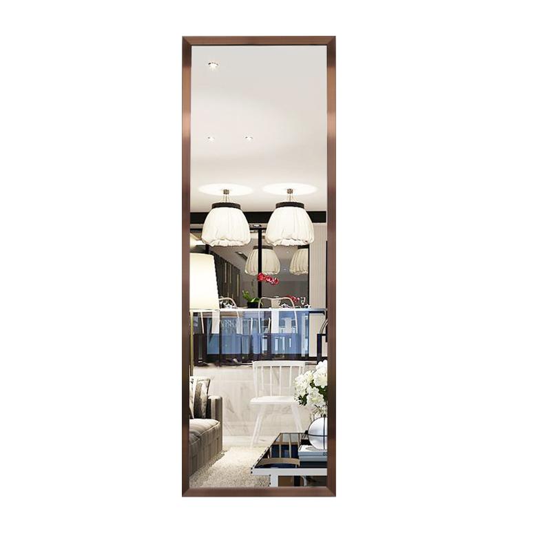 娜兰斯大镜子全身镜女家用穿衣镜全身壁挂镜子贴墙试衣镜简约寝室