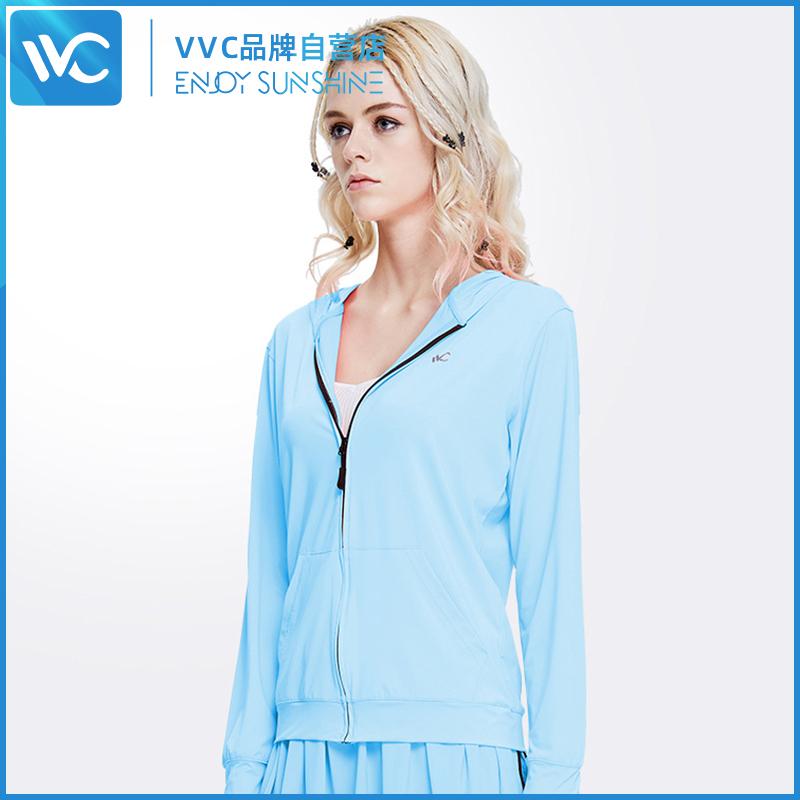 防晒衣女  夏季冰丝薄款百搭防晒服男 新款防紫外线透气 韩国 vvc 2020