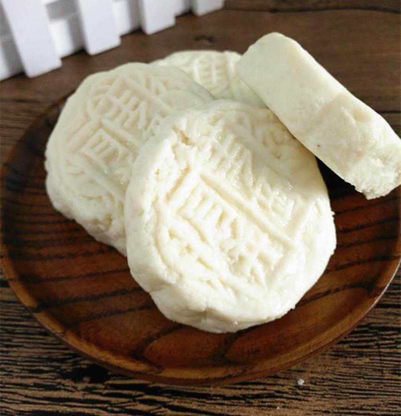 无糖月饼内蒙古奶豆腐月饼奶酪无糖低脂脱脂儿童孕妇唐尿丙即食