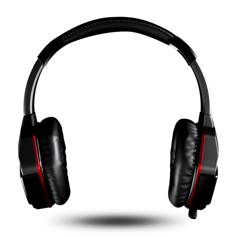 双飞燕 血手幽灵G500 立体声游戏耳机麦克风  头戴式 HIFI影音 潮