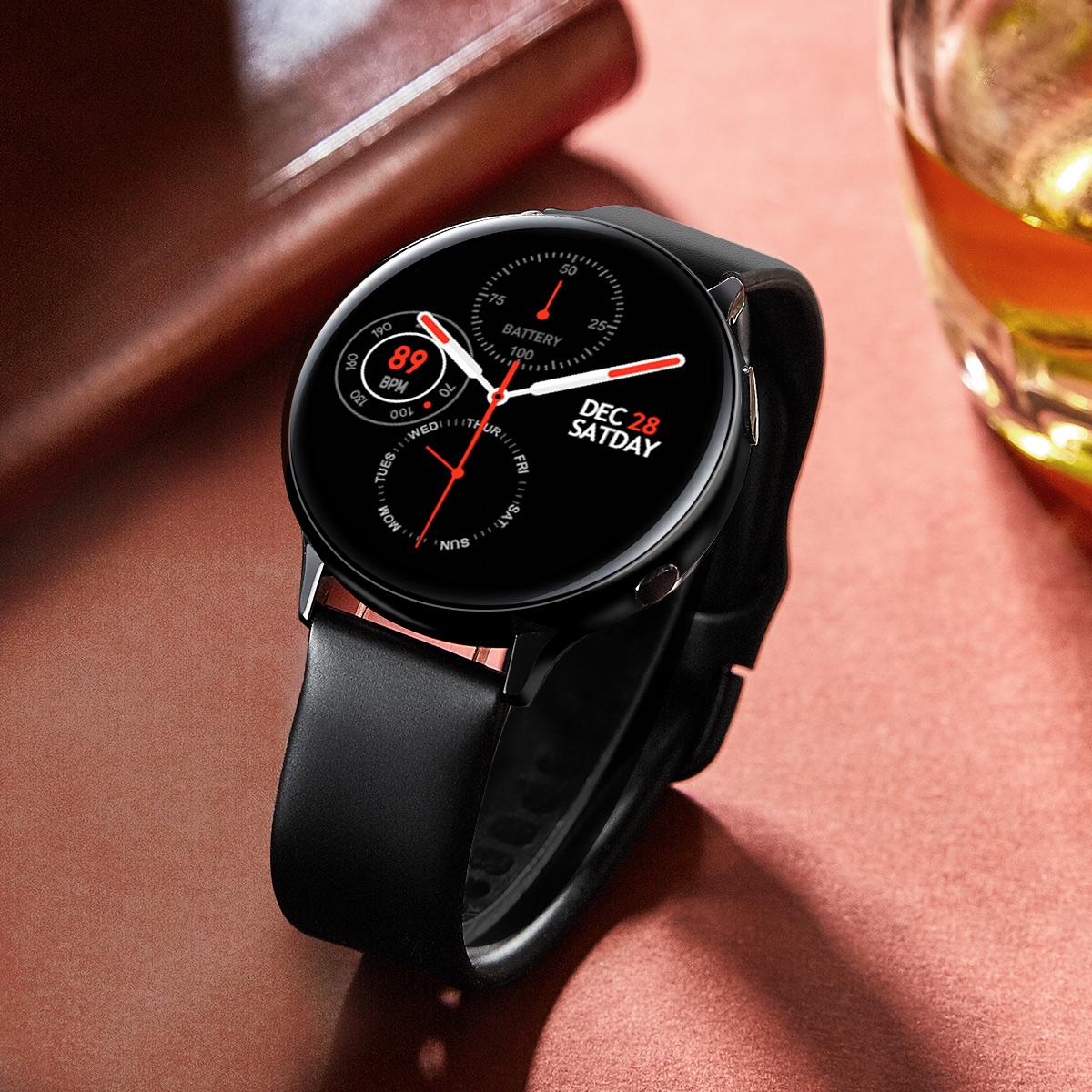 vivo ots 智能蓝牙电话手表男士多功能华为 小米通用运动跑步电子表