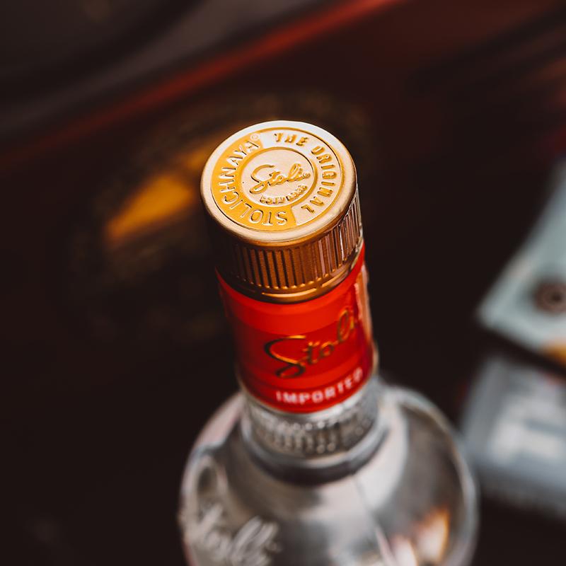 750ml 醉鹅娘 原瓶进口苏连红伏特加洋酒鸡尾酒 单支装