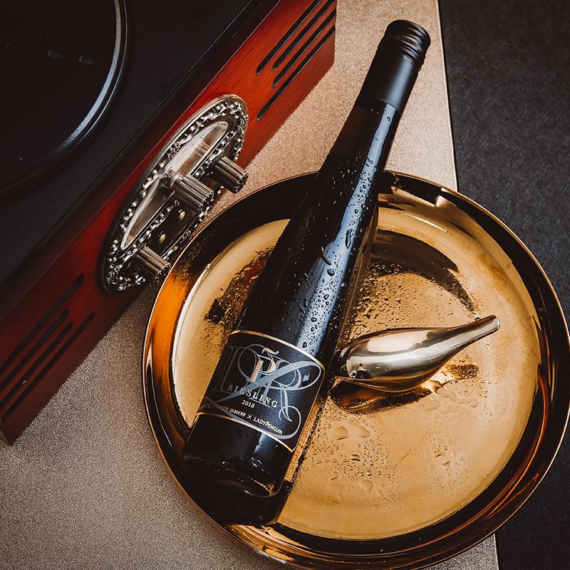 2 支装 预售 醉鹅娘德国名庄联名款露森雷司令半甜白葡萄酒 11.15