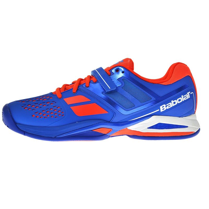 2016新款正品 babolat百寶力網球鞋Propulse 男式網球鞋米其林底