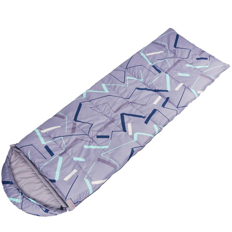 户外大人睡袋大人便携式单人全棉夏季薄款春秋室内午休被露营纯棉