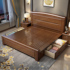 Youshang Yaxuan Chinese solid wood furniture living room sofa solid wood bed Limited time special offer Limited clearance clearance first come first served
