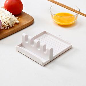 厨房置物架汤勺垫锅铲垫收纳家用