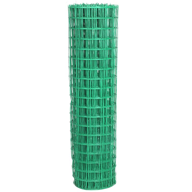 小孔铁丝网围栏荷兰网家用围网 隔离网护栏围墙 养殖网养鸡网围栏