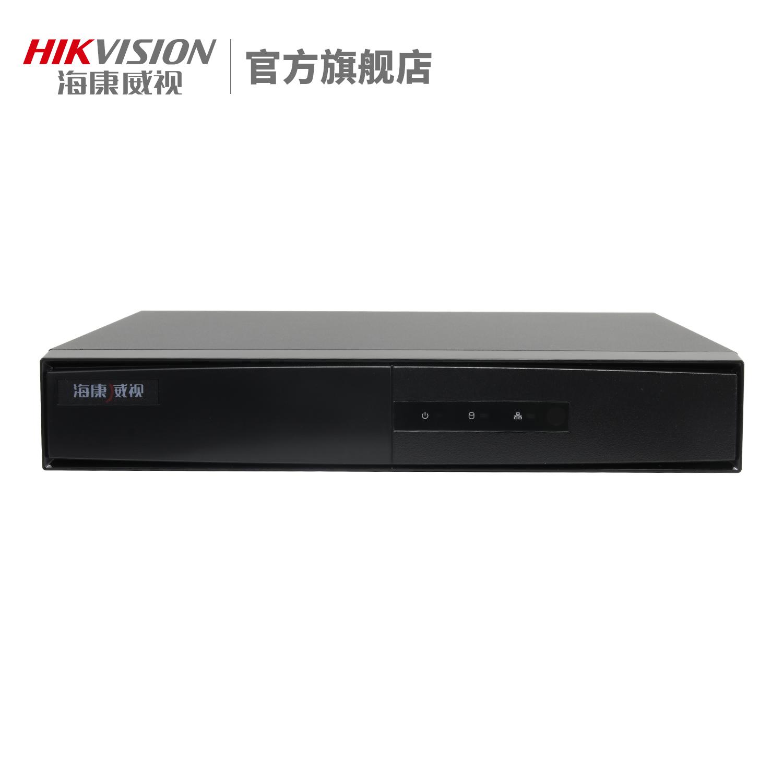 海康威视4路高清硬盘录像机DVR  AHD模拟监控主机DS-7804HGH-F1/M