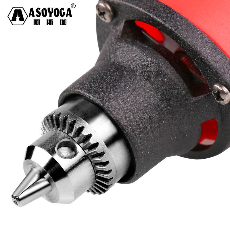 阿斯珈打磨机电动多功能迷你电钻微型玉石抛光雕刻工具小型电磨机