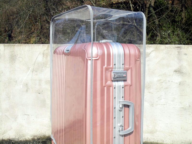 行李箱保护套旅行箱套罩防刮耐磨PVC透明20/24/25/26/29/30寸套子