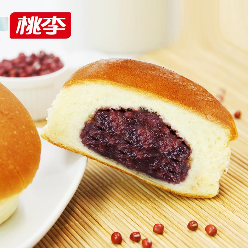 桃李酵母面包 早餐面包蛋糕点零食短保新鲜代餐网红饱腹特产小吃j No.4