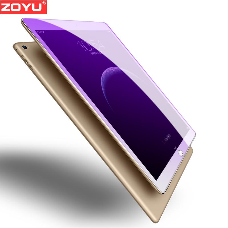 新款2017/18蘋果平板ipad air2鋼化玻璃膜防爆ipad5/6貼膜mini123