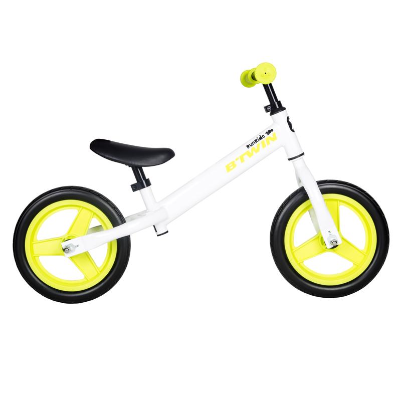 迪卡侬儿童平衡车滑步车无脚踏双轮滑行车溜溜车1-3岁宝宝小孩KC