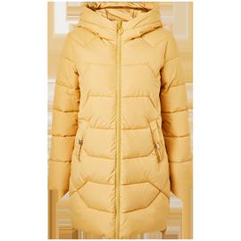 快鱼秋冬热卖棉衣棉服女韩版中长款冬季棉袄外套