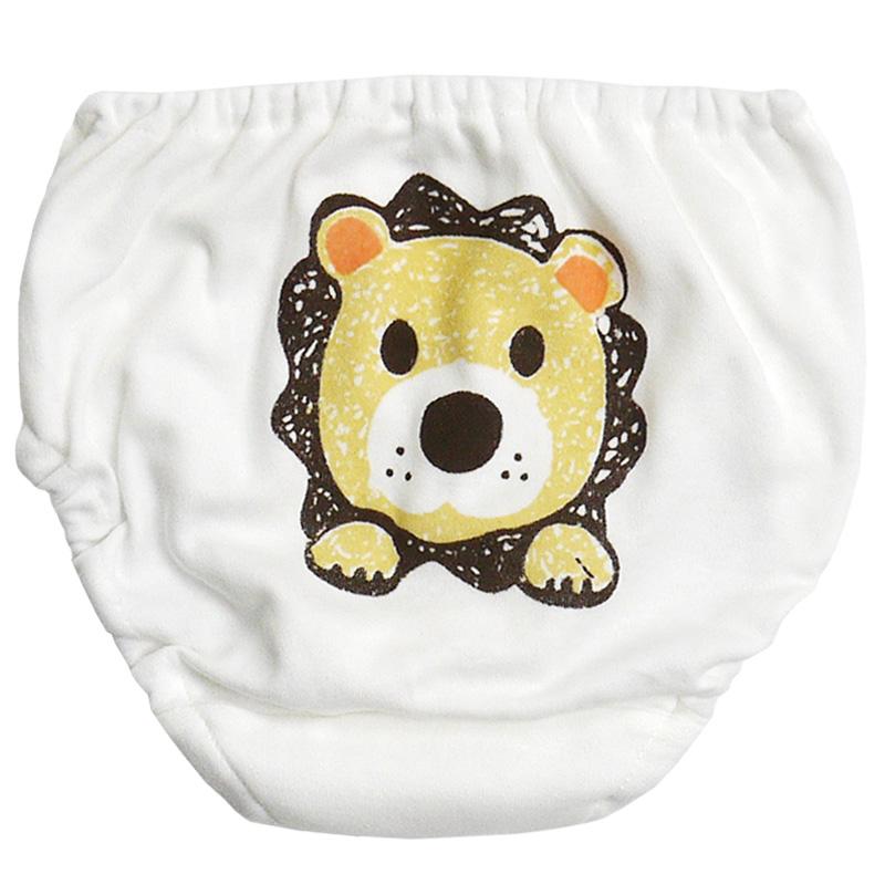 儿童纯棉内裤男童女童三角裤宝宝面包裤婴幼儿全棉短裤中小童裤头