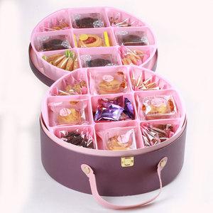 宏亚77月光传奇礼盒635g中国台湾进口中秋月饼礼盒台式冰皮月饼
