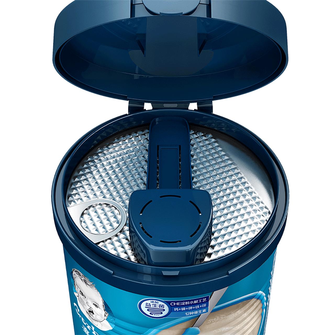 Gerber嘉宝米粉3段 婴幼儿燕麦营养米粉米糊 宝宝辅食桶装儿童