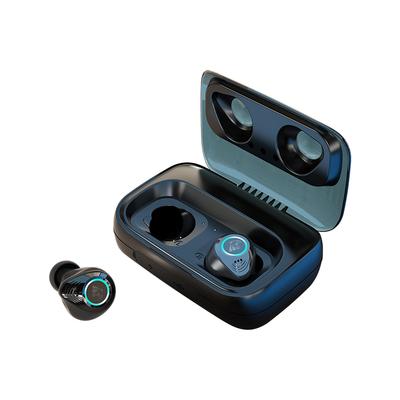 亿格瑞H5真无线蓝牙耳机双耳入耳式运动跑步超长待机安卓苹果通用