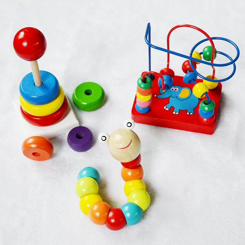 婴幼儿童手敲琴8个月男孩女宝宝益智音乐器玩具1-2-3周岁八音木琴
