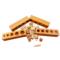 圆柱体插座蒙氏教具儿童益智玩具早教蒙特梭利玩具家庭装1一3岁